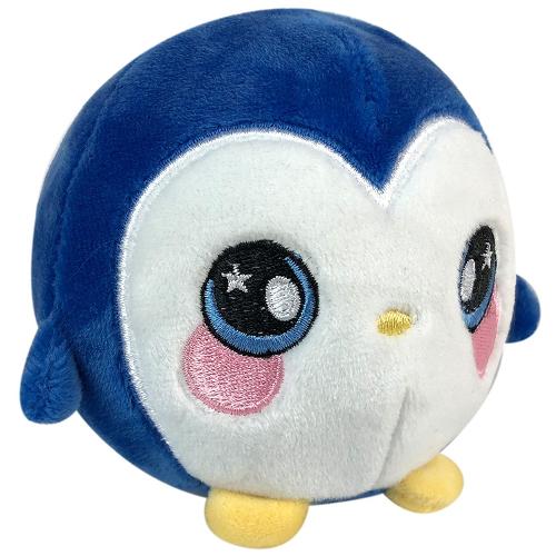 Jucarie Squishy Pufoasa din Plus cu Revenire Lenta Pinguinul Pepper 9 cm thumbnail