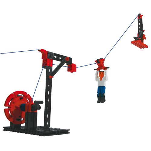 Set de Constructie Advanced Cable Railway 3 Modele