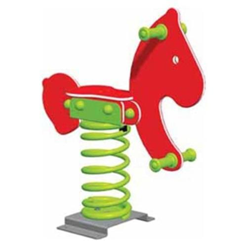 Balansoar pe Arc Pony Varianta Ingropat
