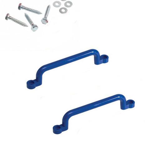 KBT Manere din Plastic 25 cm Albastru