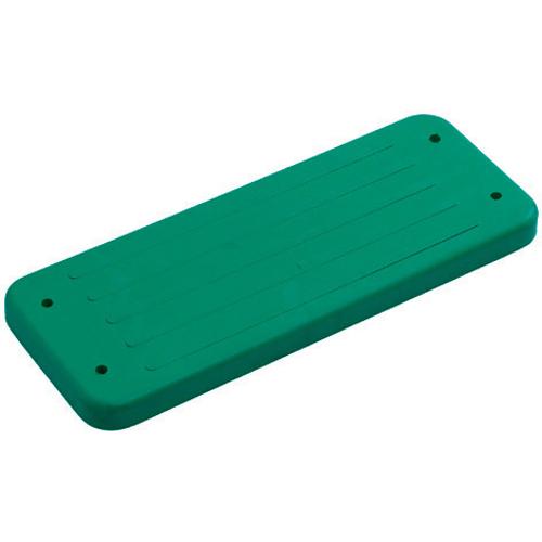 KBT Sezut Plastic Pentru Leagan – Traditional Verde