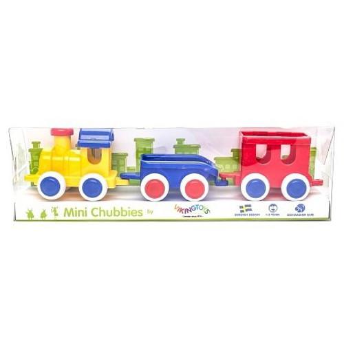 Set Trenulet Chubbies