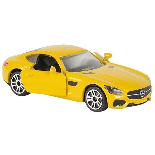 Masinuta Premium Cars Mercedes AMG GT, Scara 1:64 thumbnail