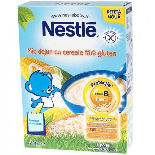 Nestle Cereale Mic Dejun fara Gluten, 250 g