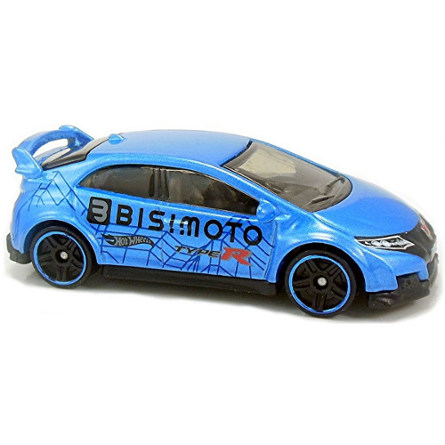 Masinuta `16 Honda Civic Type R Hot Wheels, Colectia HW Speed Graphics