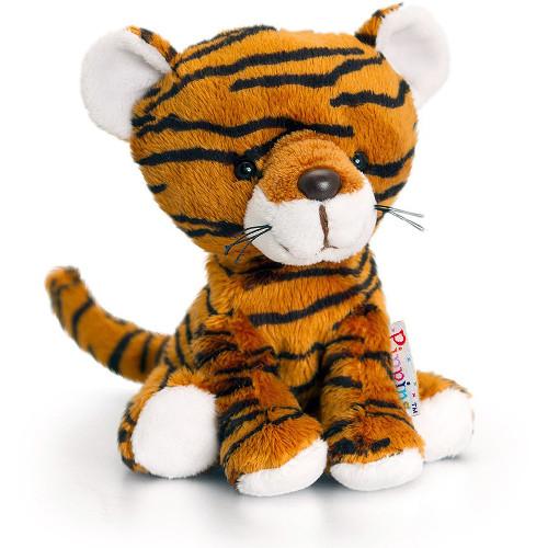 Keel Toys Tigrisor de Plus Pippins 14 cm