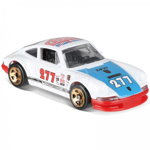 Mattel Masinuta '71 Porsche 911 Hot Wheels, Colectia Nightburnerz