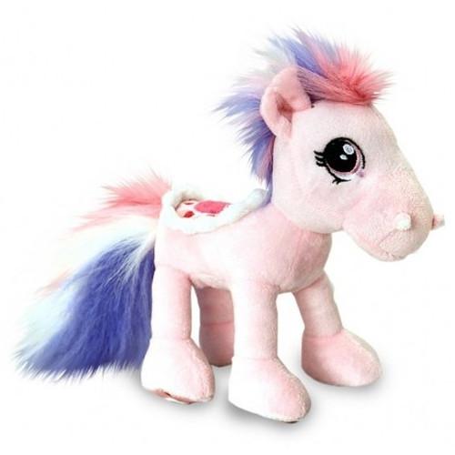 Keel Toys Ponei de Plus Roz 18 cm