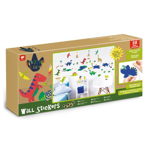 Kit Decor 58 Stickere Dinozauri thumbnail