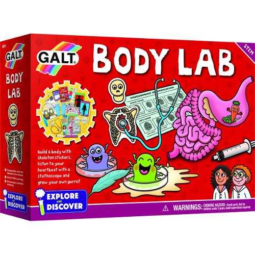 Galt Set Experimente Corpul Uman