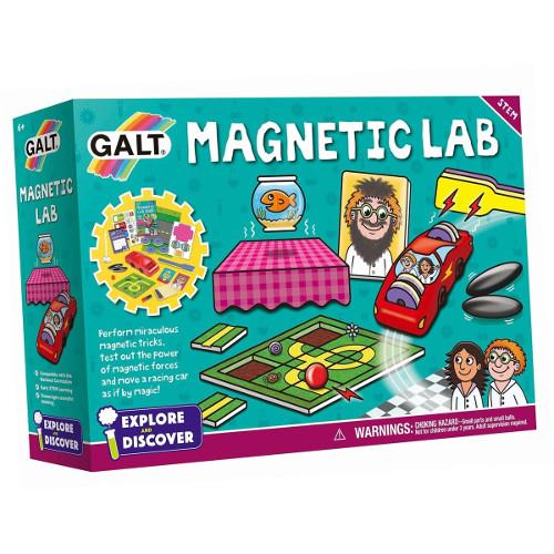Galt Set Experimente Laboratorul Magnetic