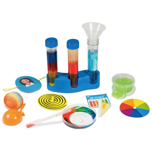 Galt Set Experimente Laboratorul Stiintific
