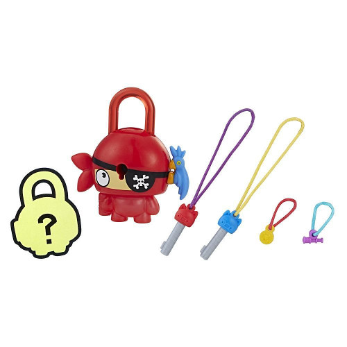 Hasbro Figurina Lock Stars Red Pirate, Seria 1