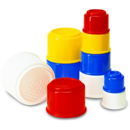 Ambi Toys Set de Construit – Pahare Colorate