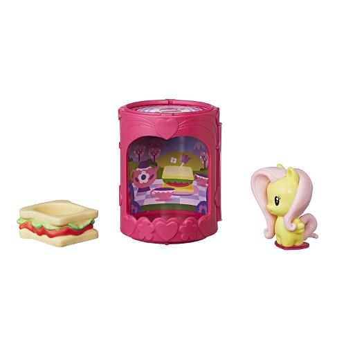 Figurina My Little Pony in Cutiuta Cutie Mark, Seria 2