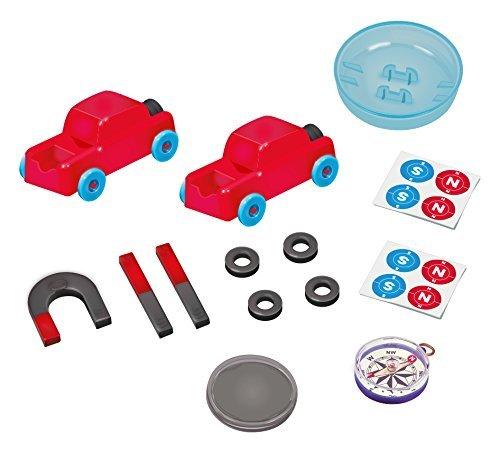 Poza Kit de Stiinta cu Experimente Magnetice