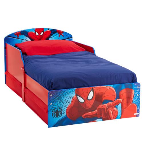 Pat Spiderman cu Spatiu Depozitare thumbnail
