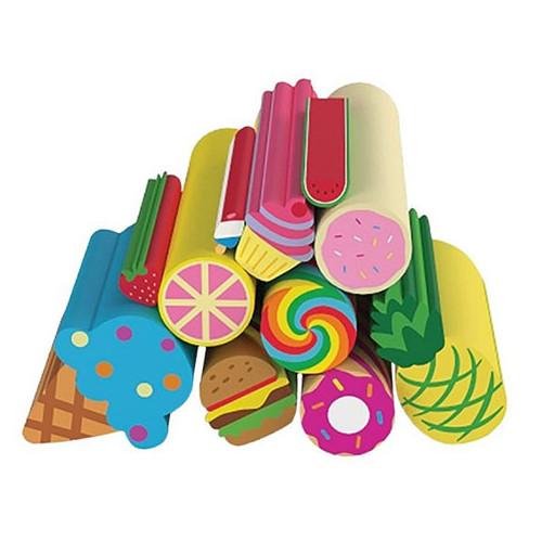 Maya Toys Set Rezerva Betisoare Colorate Cutie Stix cu Bunatati