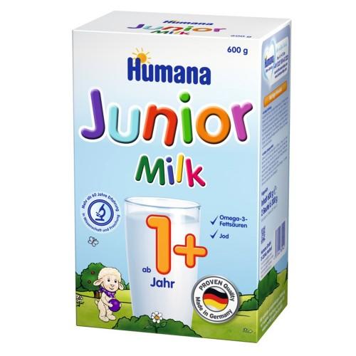 Lapte Praf Humana Junior Milk, 1 an, 600 g
