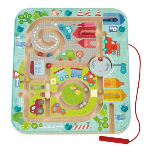 Joc Magnetic Labirintul Din Oras