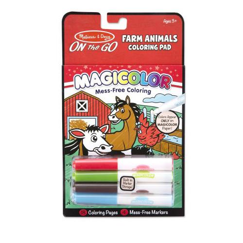 Carnetel de Colorat Magicolor Animale de la Ferma thumbnail
