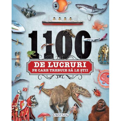 1100 de Lucruri pe Care Trebuie sa le Stii imagine
