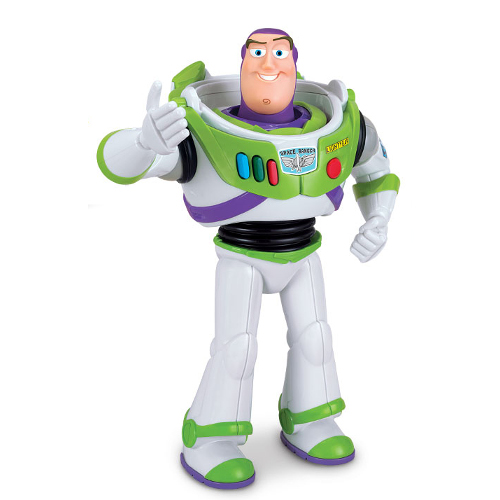 Jucarie Interactiva Buzz Lightyear cu Miscari de Karate thumbnail