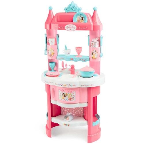 Smoby Bucatarie Disney Princess cu Accesorii