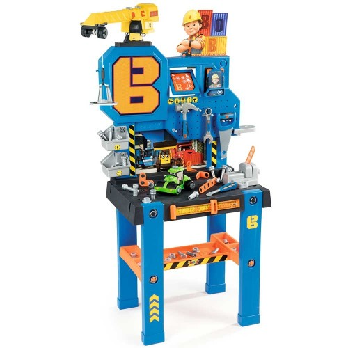 Smoby Atelier Bob Constructorul cu Accesorii