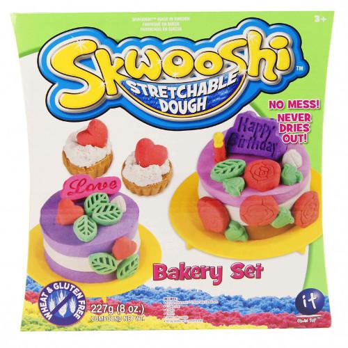 Irwin Toy Plastilina Skwooshi Set Cofetarie