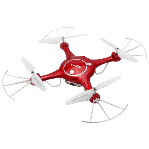 Quadcopter cu Camera Video HD, Control Wi-Fi si Modul de Control al Gravitatii thumbnail