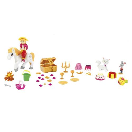 Klein Calendar de Advent cu Figurine Printesa Coralie