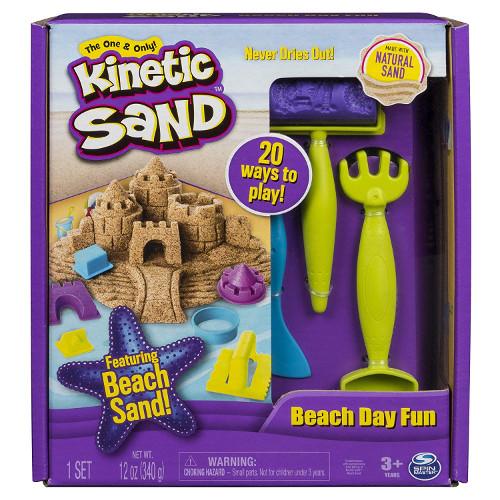 Spin Master Set Nisip Kinetic O Zi la Plaja