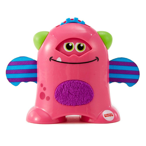 Jucarie Zornaitoare Fisher-Price Micutul Monstru Dottie