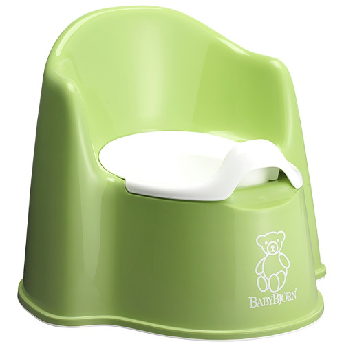 Olita cu Protectie Spate Potty Chair