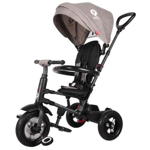Tricicleta cu Roti Gonflabile de Cauciuc Qplay Rito AIR thumbnail