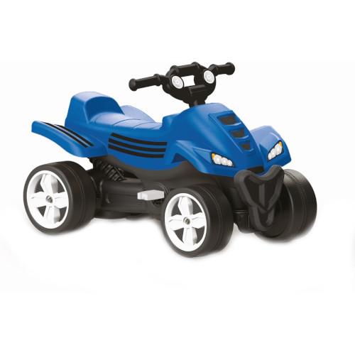 ATV cu Pedale Albastru thumbnail