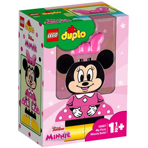 LEGO DUPLO Prima mea constructie Minnie 10897