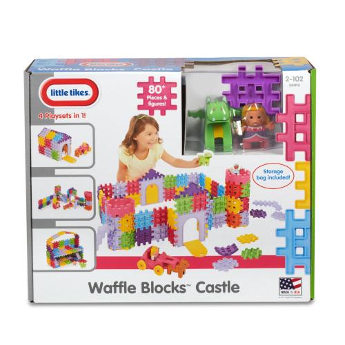 Blocuri de Constructie – Castel
