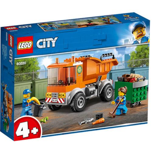 LEGO City Camion pentru Gunoi, Colectia 2019