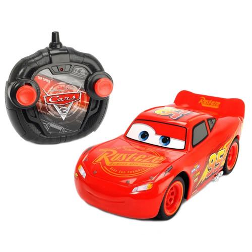 Masina Cars 3 Turbo Racer Lightning Mcqueen cu Telecomanda thumbnail