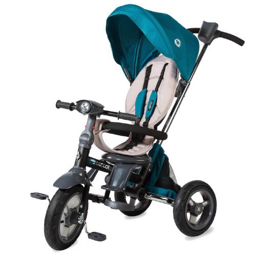 Tricicleta Multifunctionala 4in1 cu Sezut Reversibil Velo Air