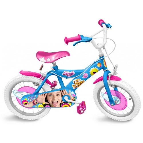 Bicicleta Soy Luna, 16 inch