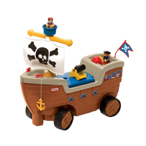 Poza Barca Piratilor Joaca - te si Plimba -te
