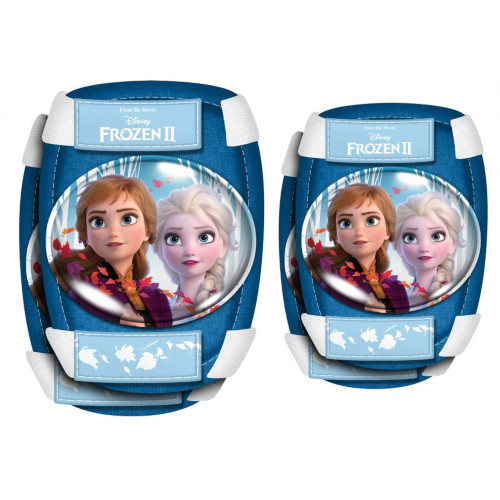 Set Protectie Cotiere Genunchiere Frozen