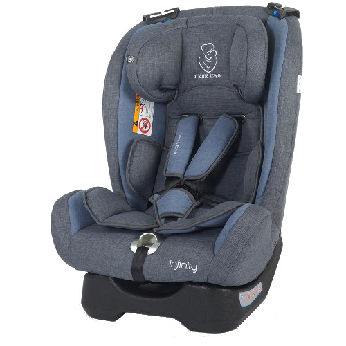 Scaun Auto Infinity Albastru, 0 - 36 kg