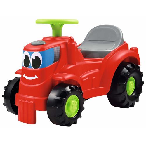 Mini Tractor fara Pedale cu Portbagaj