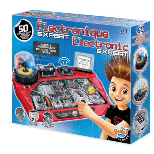 Joc Educativ Expertul in Electronica
