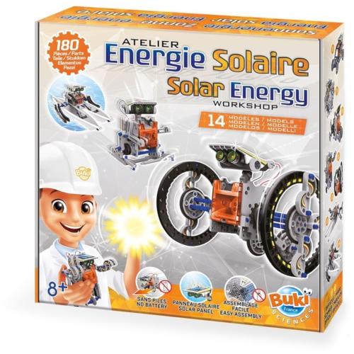 Joc Educativ Creeaza Energie Solara