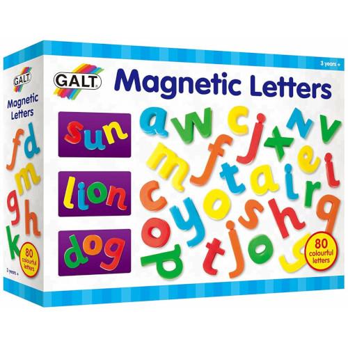 Galt Set 80 de Litere Magnetice